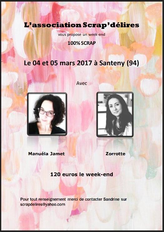 affiche-scrap-delires-4-et-5-mars-2017